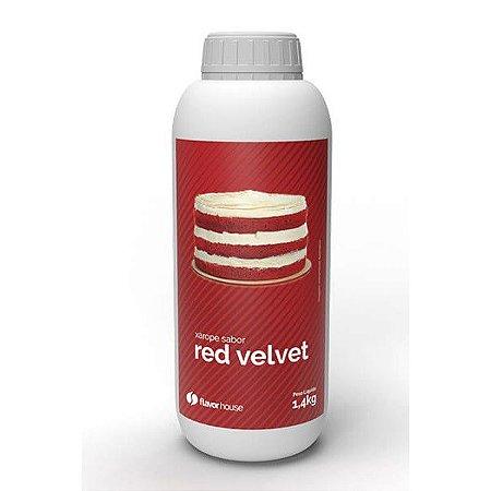 Xarope Artesanal Red Velvet Flavor House