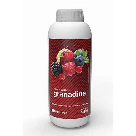 Xarope Artesanal Granadine Flavor House
