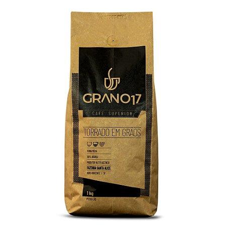 Café em Grãos Artesanal Grano17 Superior - 1Kg