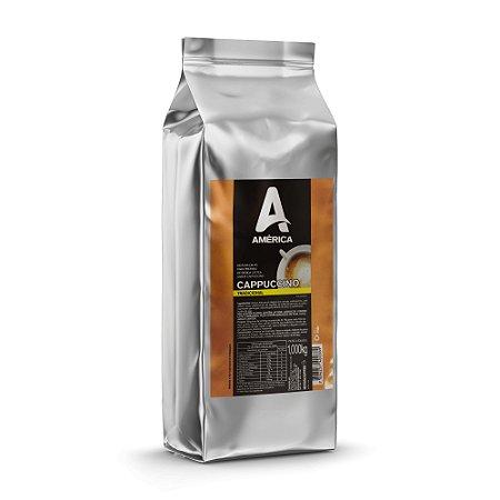 Cappuccino Solúvel Tradicional 1kg - America