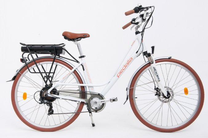 Bicicleta Elétrica Pedalla E-Utile