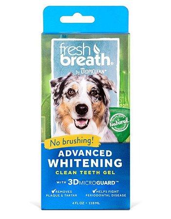 FRESH BREATH GEL WHITENING 118ML