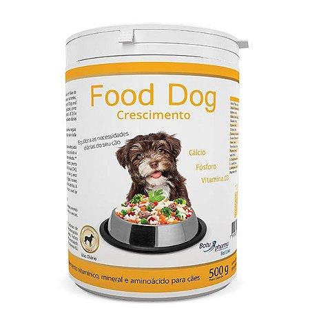 FOOD DOG CRESCIMENTO 500G