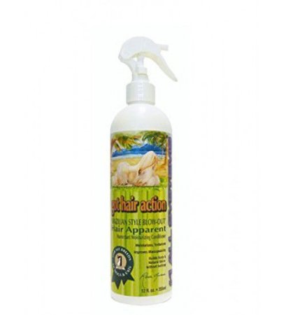 SPRAY GOT HAIR ACTION HAIR APPARENT 355ML
