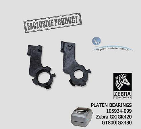 Kit Travas Rolo Zebra GK420/GX420/GT800|105934-099
