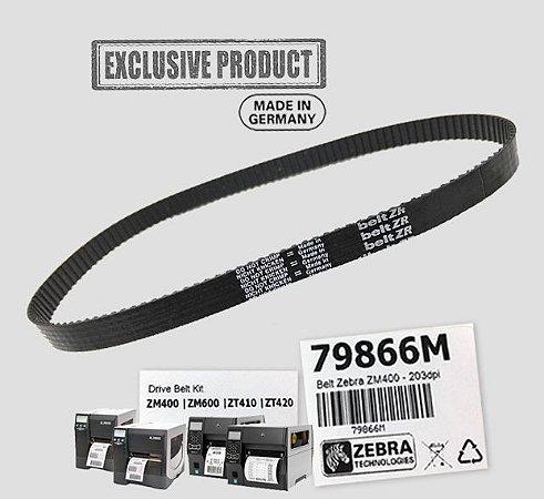 Correia Zebra ZM400/ZM600/ZT410/ZT411/ZT420 |203dpi
