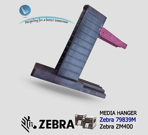 Suporte da etiqueta Zebra ZM400 - 79839M