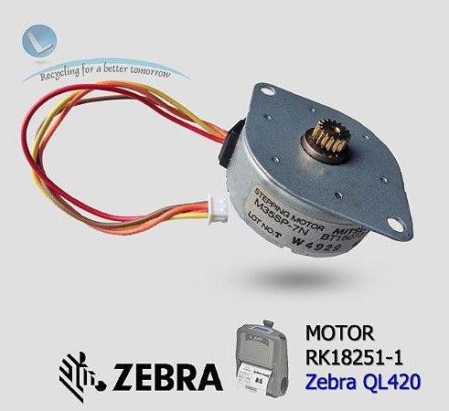 Motor Zebra QL320/ QL420+