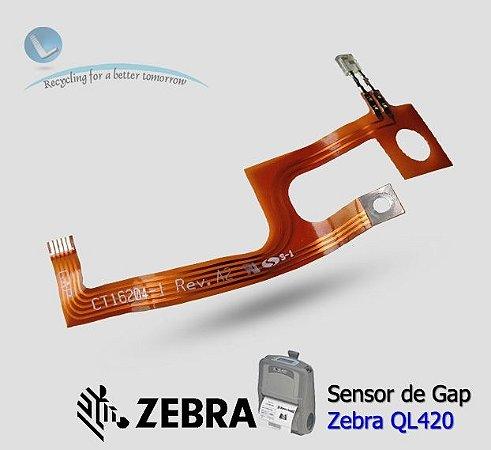 Flex Sensor de Gap - Zebra QL320/QL420  CT16204-2