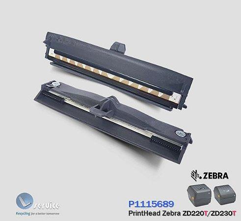 Cabeça térmica c/ suporte Zebra ZD220/ZD230 TT
