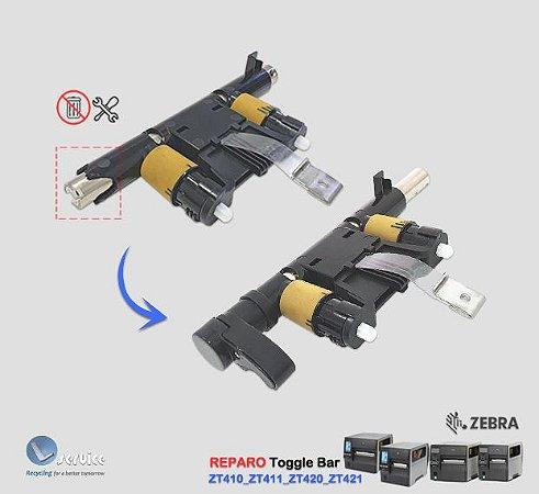 Reparo Toggle Bar Kit Zebra ZT410/ZT411/ZT420/ZT421