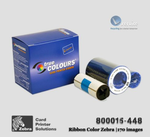 Ribbon Zebra Color YMCKO | 800015-448_USA