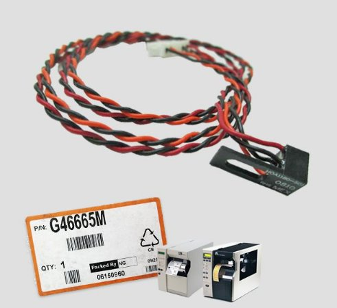 Sensor do Ribbon Zebra Xi3/105SL|G46665M