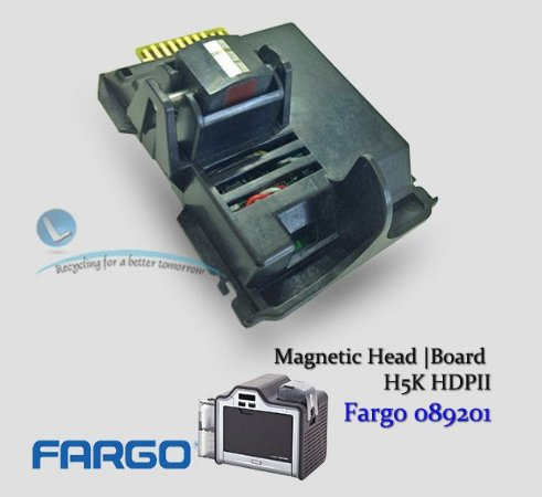 Magnetic Head/Board Fargo HDP5000/HDPii|089201