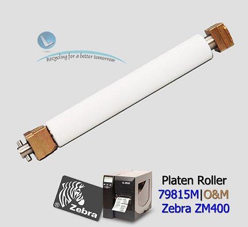 Rolo de Impressão Zebra ZM400|79815M
