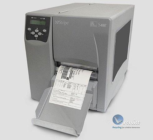 Impressora de etiquetas Zebra S4M w/ Cutter