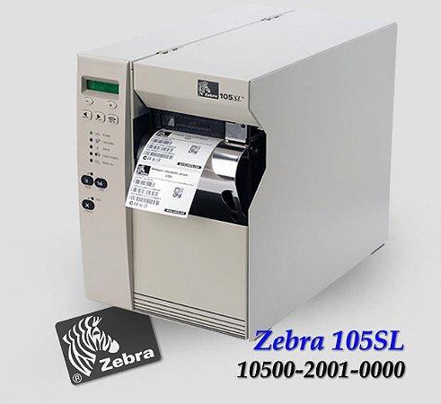 Impressora de etiquetas Zebra 105SL