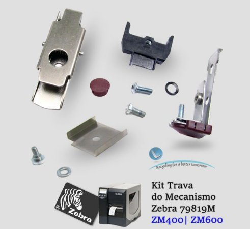 Kit Trava do Mecanismo ZM400/600 | 79819M