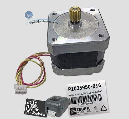 Motor Assy 203dpi Zebra GT800 | P1025950-016