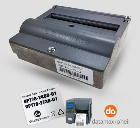 Cutter Datamax M-Class | 78-2480-01
