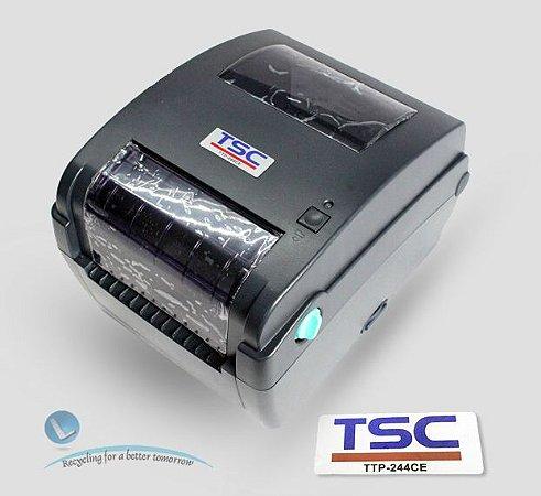 Impressora de etiquetas TSC TTP-244CE