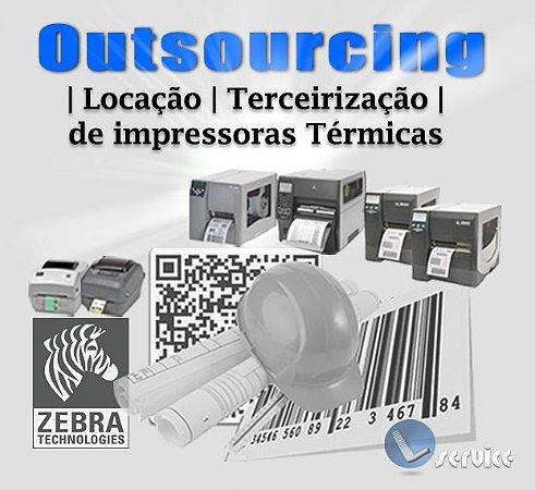 Outsourcing |Locação de Impressoras de etiquetas e código de barras.