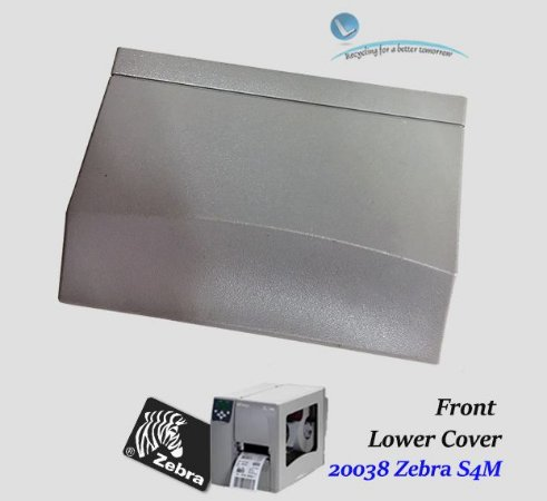 Lower Front Cover Zebra S4M - 20038