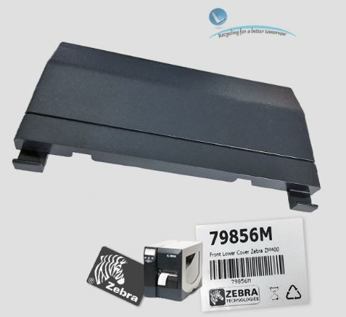 Front Lower Cover Zebra ZM400 | 79856M