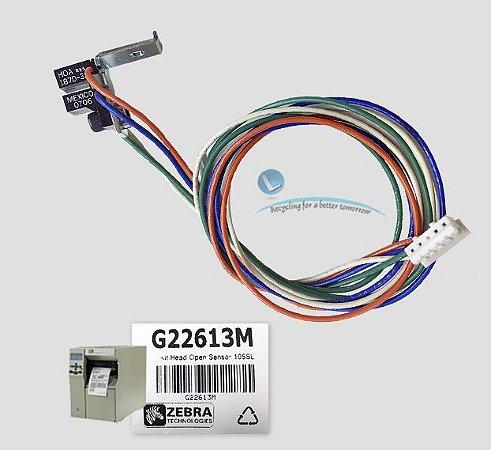 Sensor de cabeça aberta Zebra 105SL | G22613M