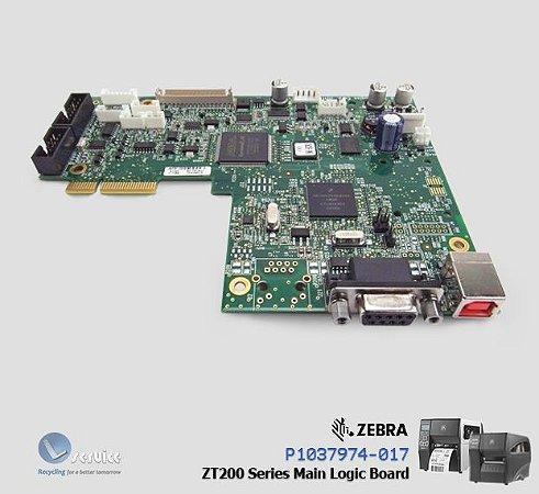 Placa Principal Zebra ZT220/ ZT230