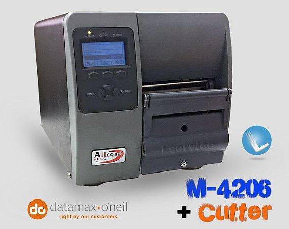 Impressora Datamax M4206|Allegro Flex|com Cutter