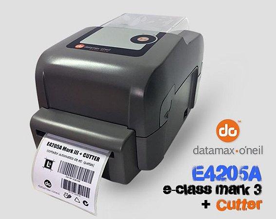 Impressora Datamax E4205A + Cutter | EClass Mark IIi