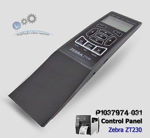 Painel Zebra ZT230|P1037974-031