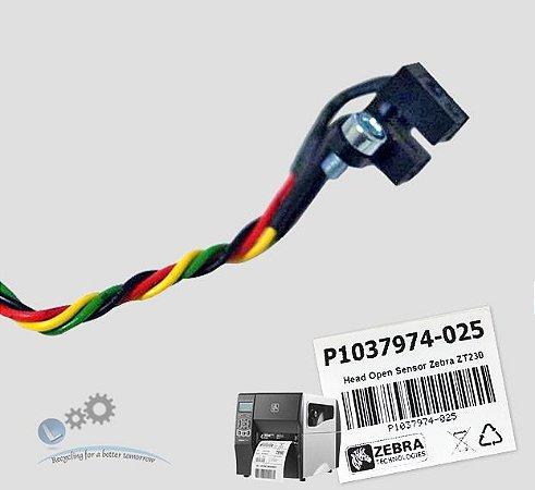 Sensor de cabeça aberta Zebra ZT230 | P1037974-025