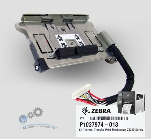Kit Print Mechanism Zebra ZT230 |P1037974-013