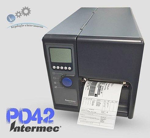 Impressora de etiquetas intermec PD42