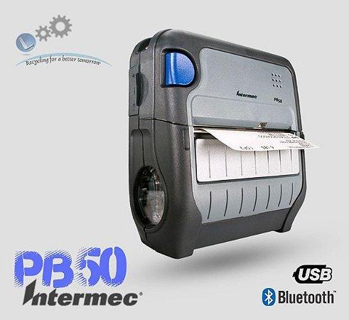 Impressora Portátil Intermec PB50   PB50A11004100