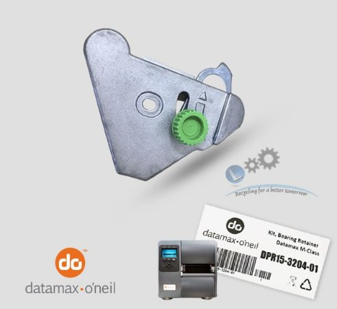 Kit Bearing Retainer Datamax M-Class | DPR15-3204-01