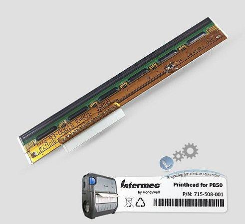 Cabeça de impressão Intermec PB50|715-508-001