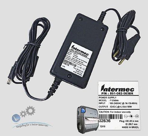 Fonte/Carregador externo Intermec PB-series | 851-082-003