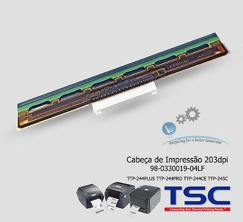 Cabeça de Impressão TSC TTP 244| 98-0330019-04LF