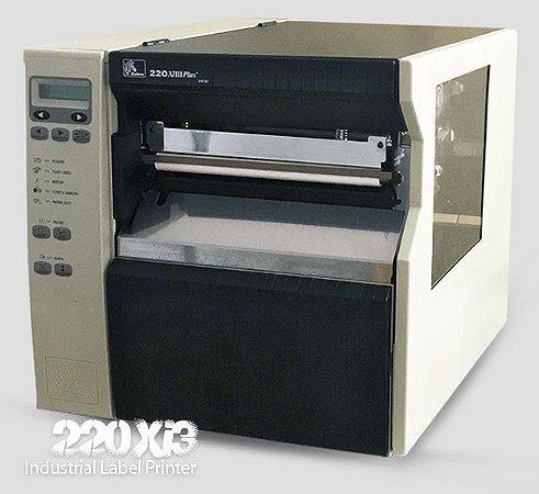 Impressora Industrial Zebra 220Xi3 Plus |L 216mm (↔)
