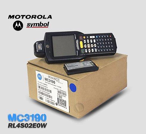 Coletor de Dados Motorola-Symbol → MC3190-RL4S02E0W