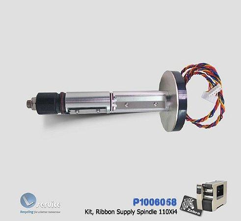 Kit Ribbon Supply Spindle Zebra 110Xi4   P1006058