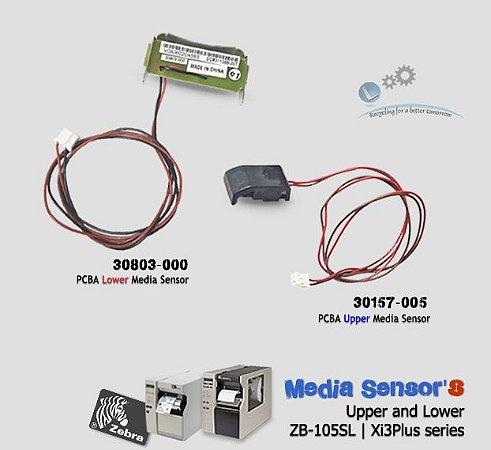Media Sensor's (Upper and Lower) Zebra XiIII Plus & 105SL|30803-000 - 30157-005