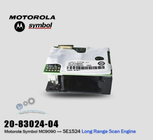 Scan Engine SE1524 Lorax Longo Alcance MC9090/MC9190