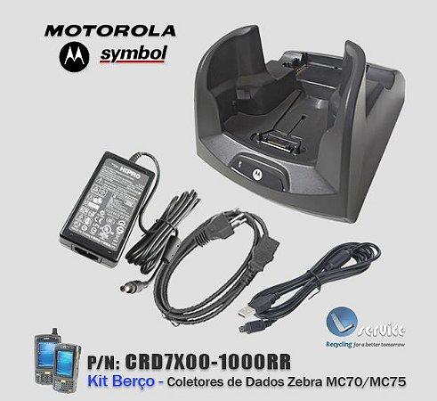 Berço Coletor de Dados Motorola MC70/MC75