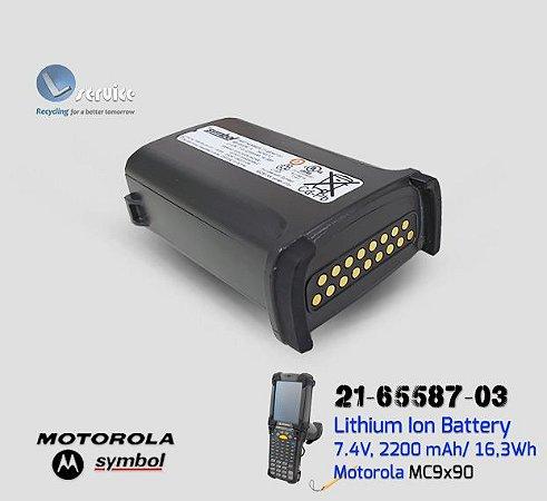 Bateria Motorola-Symbol MC9090/MC9190/MC92N0 (2200 mAh_16,3Wh)