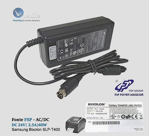 Fonte Bixolon SLP-Tx400 series