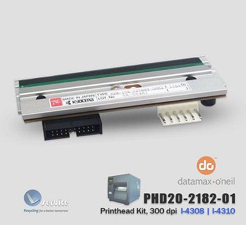 Cabeça Térmica Datamax I-4308 |300DPi|PHD20-2182-01